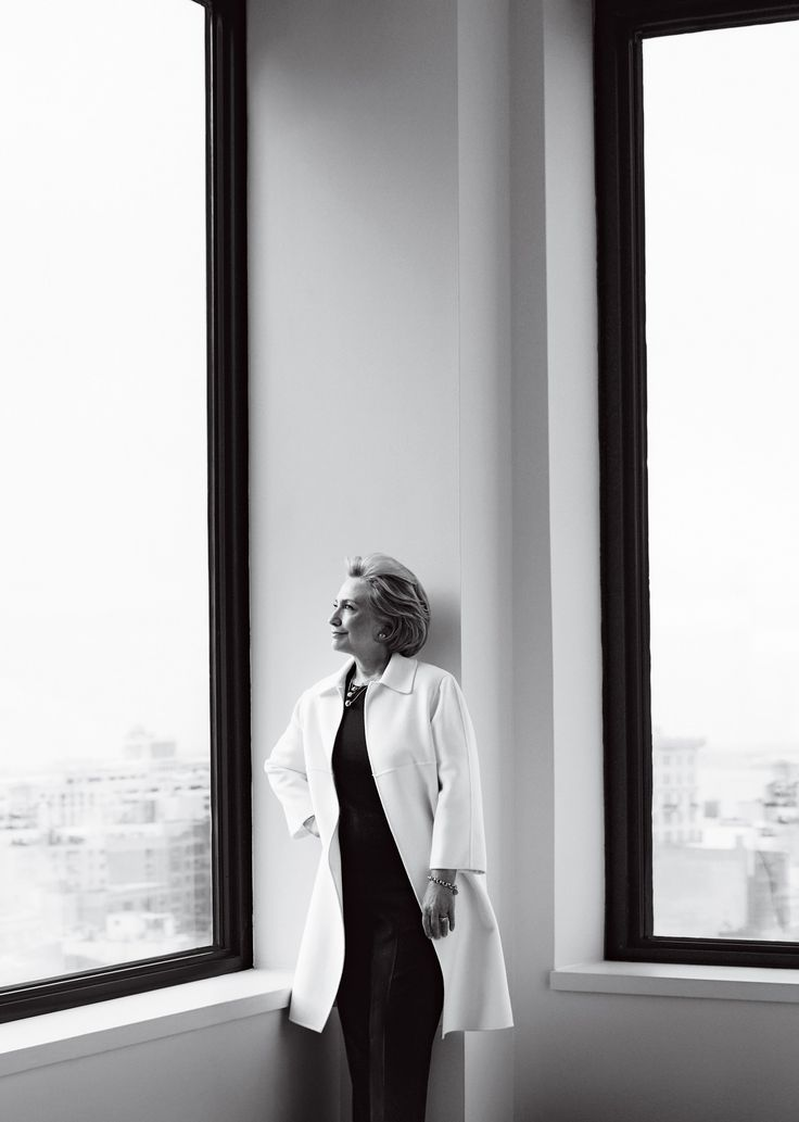 "Time Tested - ""Some people run for president and they know how hard the job is, but they may not be entirely convinced that this daunting task is one that can be taken on,"" Clinton says. ""I know how hard it is, and I feel very ready and very confident to take it on."" Hillary Clinton"