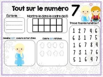 Les princesses: Princess Themed Math and Literacy Games for Kinders