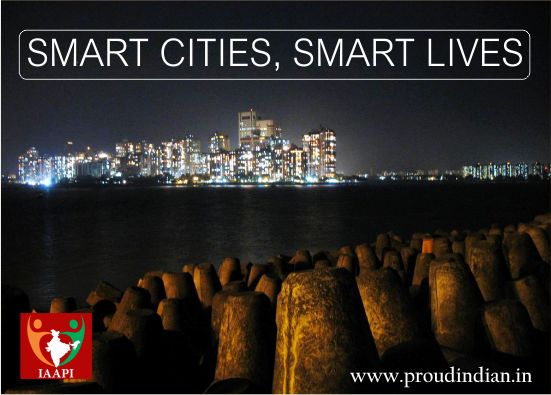 Smart cities for smart citizens: Smart cities are not about buildings, but about human beings. The criteria to be in the smart city run is measured foremost by their efficiency to identify and solve basic essential city issues fast. The Government guidelines for smart cities include water, sanitation, electricity, waste management, housing for poor and many more...The question is Do we need smart city to fulfill these needs??