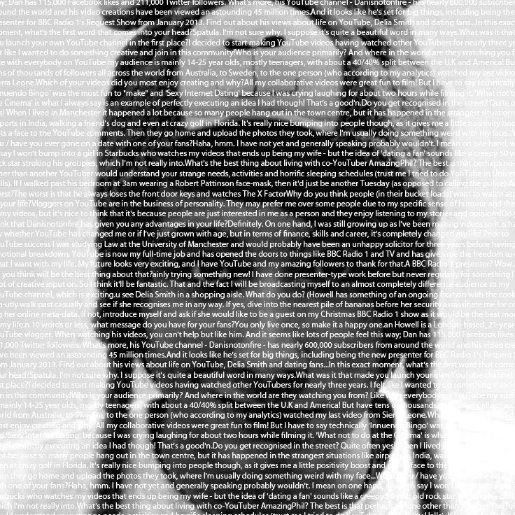 inter-textual image of dan