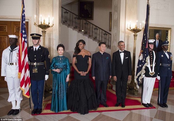 The President's decision to give Xi and his wife Peng Liyuan the full-on pomp of a state dinner has frustrated some in the Republican party