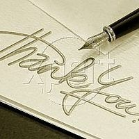 Knowing how to word funeral thank you notes can be confusing and challenging. In your time of grief, the wording for your thank you note may not come easily. Fortunately most people simply appreciate your sincere gratitude no matter what you write in the thank you note. Read on for some examples of funeral thank you note verses.