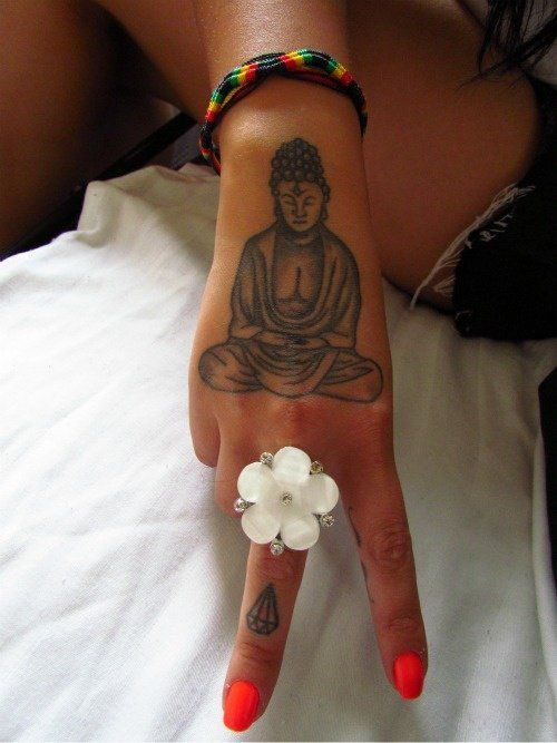 http://tattoo-ideas.us/wp-content/uploads/2013/12/Buddha-Hand-Tattoo.jpg Buddha Hand Tattoo #Handtattoos