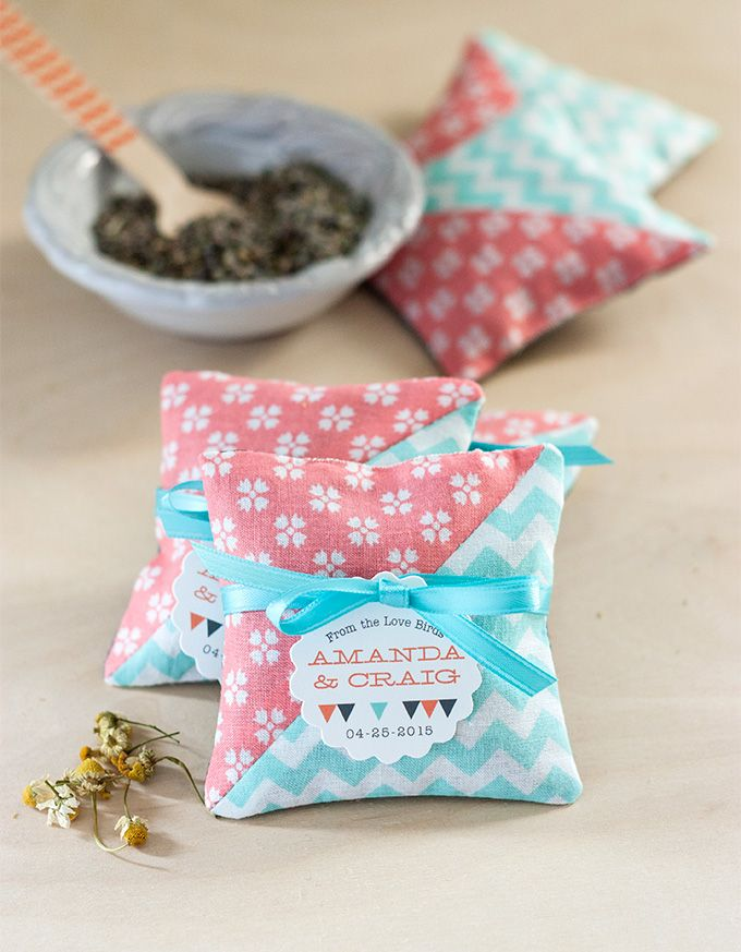 Diy Herbal Sachets Free Sewing Pattern Http