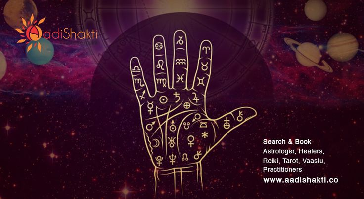 Palmistry readers basically analyze lines,shapes and mounts in your hand http://www.aadishakti.co/services
