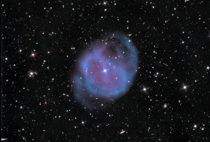 La foto destacada de la semana: La nebulosa planetaria Abel 36 !!