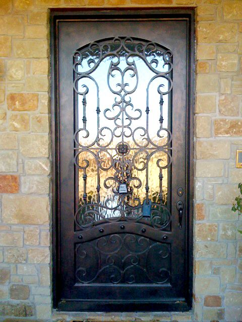 Iron Doors Design Delectable Inspiration