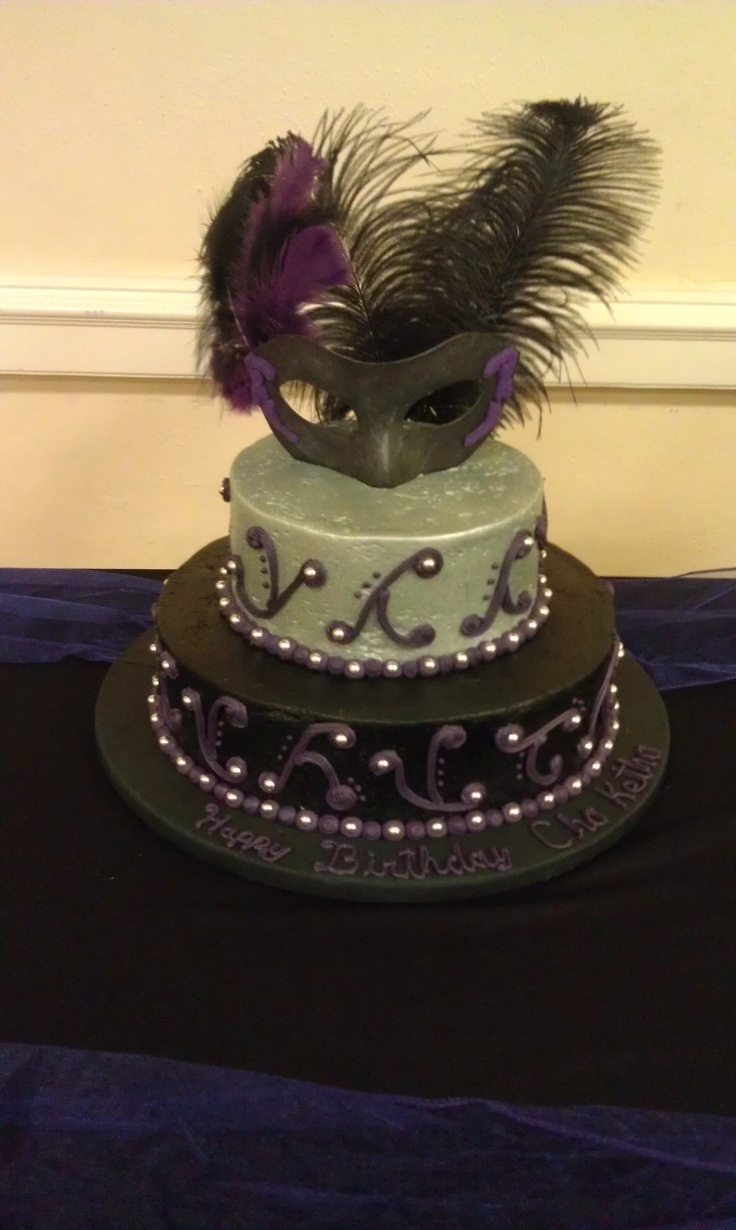 1000 Ideas About Masquerade Cakes On Pinterest Sweet 16