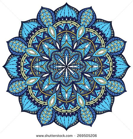 stock-vector-vector-elegant-mandala-with-intricate-detail-stained-glass-in-blue-colors-oriental-element-of-269505206.jpg (450×470)