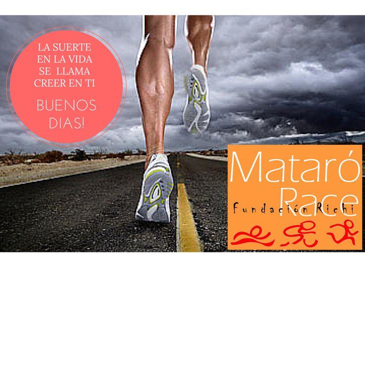 Buenos días Runners! ¡Feliz lunes! #Run #Running #Mataro #Barcelona