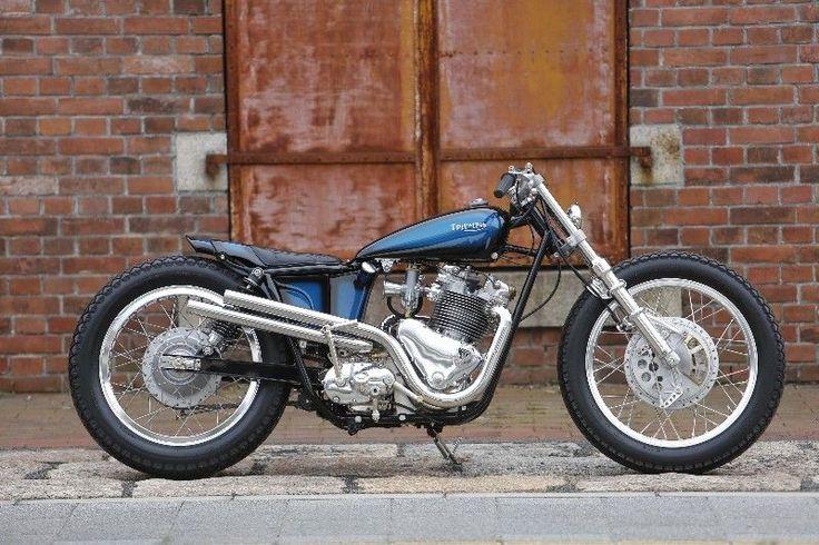 平和モーターサイクル - HEIWA MOTORCYCLE - | TR-6 Triwa (Triumph)