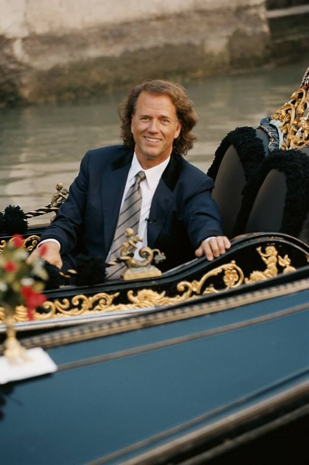 Andre Rieu is undoubtedly one of the most talented and sexiest musicians alive. Run...not walk to one of his performances and ENJOY EVERY MINUTE!
