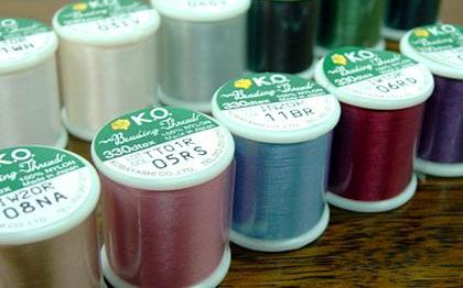 Beads thread KO thread #B (0.2388mm)