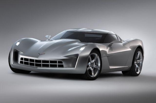2009 Corvette Stingray Concept