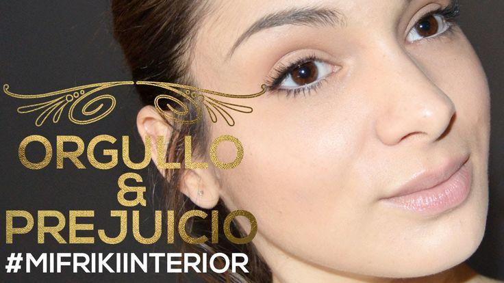#MIFRIKIINTERIOR JANE AUSTEN | No-makeup makeup look