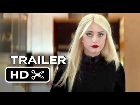 3 Days to Kill Official Trailer #1 (2014) - Kevin Costner, Amber Heard Movie HD - A dying Secret Service Agent trying to reconnect with his estranged daughter is offered an experimental drug that could save his life in exchange for one last assignment.