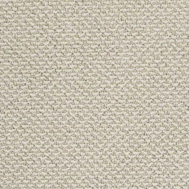 "Loop carpeting in 2 tones ""Crocheted Elegance"" color Driftwood - the perfect grey beige ""greige"" color to update any room- by Shaw Floors"