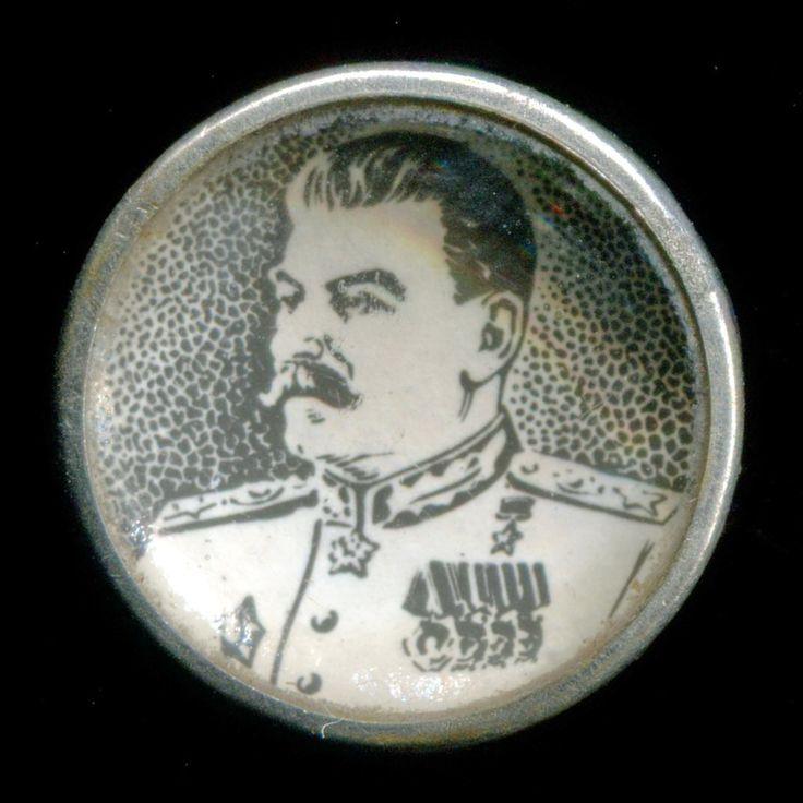 Rare badge STALIN - 25$.