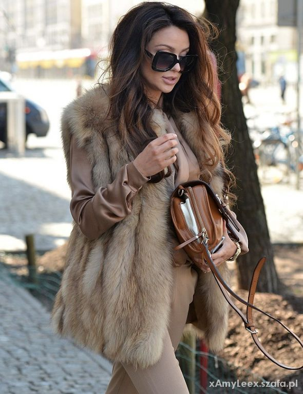 Pin On Fur Coat
