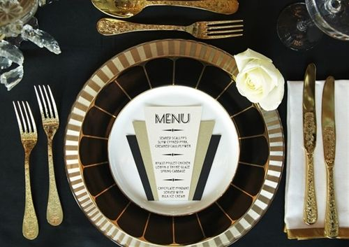 great gatsby wedding idea - Click image to find more weddings posts