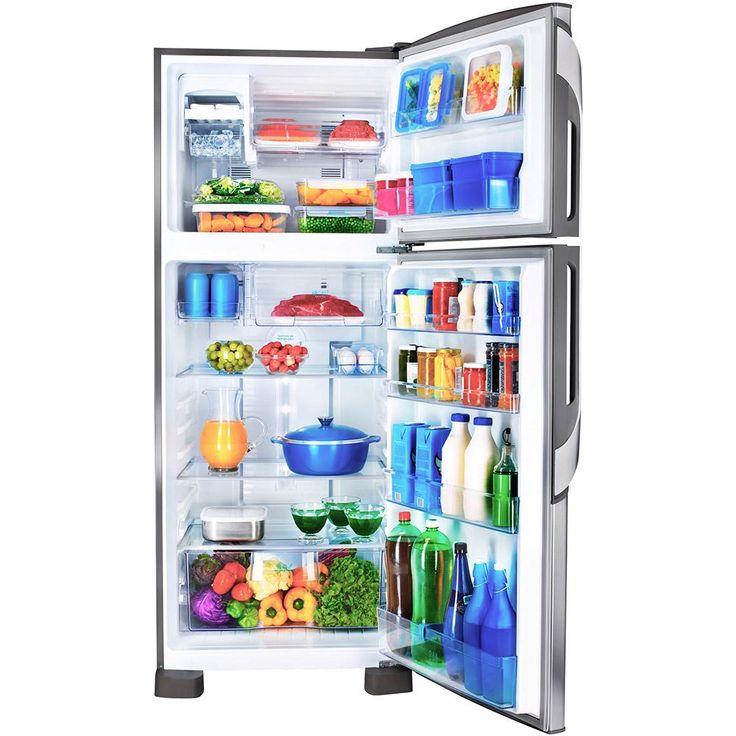 2350,00 - 10x -12 janeiro Refrigerador Panasonic NR-BT47BD2X 435 Litros 2 Portas Frost Free Aço Escovado - Panasonic com o melhor preço é no Walmart!