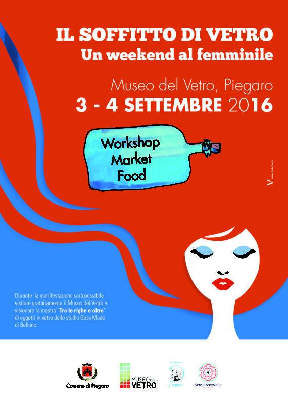 """""""Il soffitto di vetro"""", riflessioni sul lavoro femminile al museo di Piegaro"""
