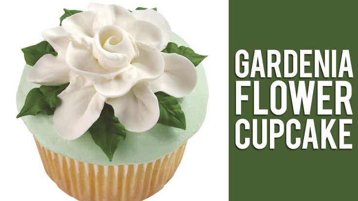 How to Make Buttercream Gardenia Flowers