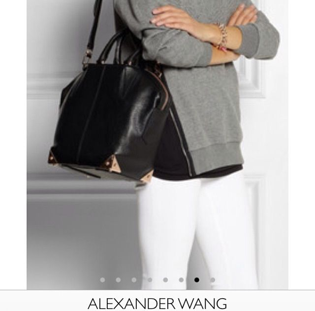 My wishlist the emile from Alexander wang  Keep dreaming