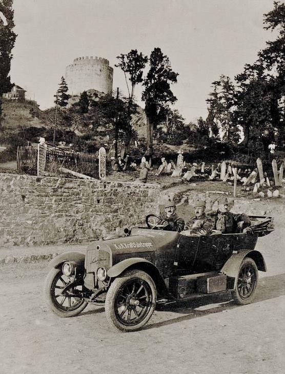 Aşiyan, 1916 #istanbul