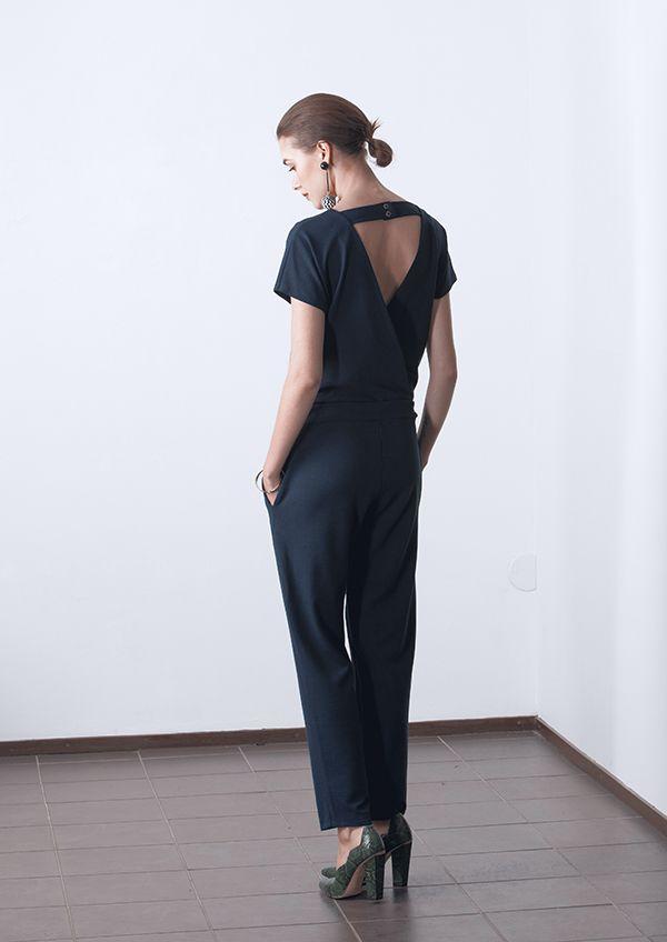 Milja overalls / Nanso AW 2015