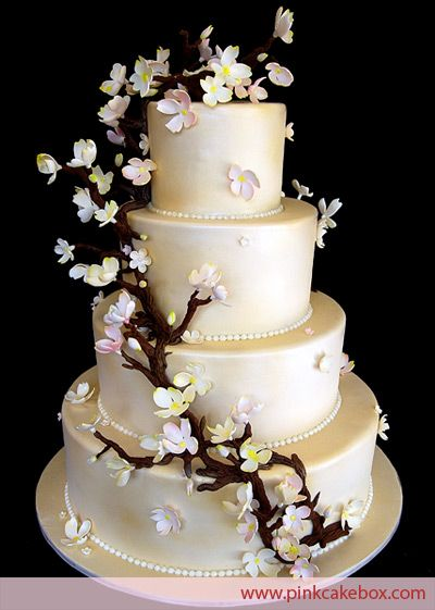 Awesome Personalized Wedding Cake Toppers Thick Cheap Wedding Cakes Regular Square Wedding Cakes 5 Tier Wedding Cake Young Best Wedding Cake Recipe GrayWedding Cake Cutter 68 Best Wedding Cake, Cherry Blossom Images On Pinterest   Cherry ..