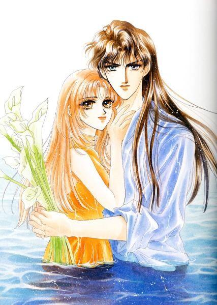 96 - Anime Çizgi Sevgi Resimleri