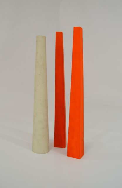 Mathias Goeritz, 'Three Towers (Model),' 1963-1970, Galería La Caja Negra