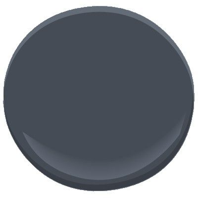 recently saw this paint color on a baby girl's nursery walls in a client's home.  it looks amazing.  mysterious AF-565 Paint - Benjamin Moore mysterious