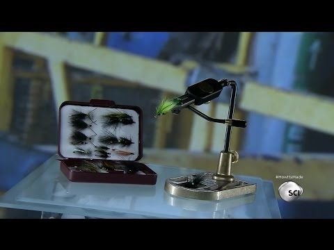 How it's made, video - Fly Tying Vises | FrankenFly