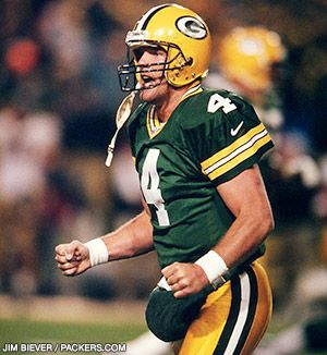 Packers Hall of Fame Inc. to induct Brett Favre in 2015; Packers to retire Favre's No. 4 YAAAAAAYY!!