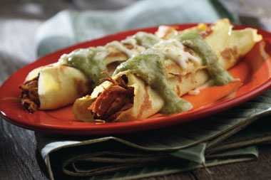 poblano crepes stuff each crepe with grated poblano poblano crepes ...