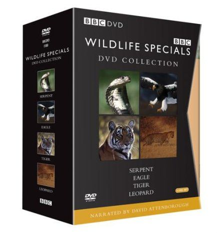 Wildlife Specials DVD Collection Box Set: Amazon.co.uk: Wildlife Specials DVD Collection: DVD & Blu-ray