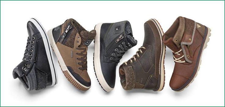 Für unsere Herren: http://deich.mn/42c527 #new #sneaker #boots #herren #herbst #trends #deichmann #schuhe
