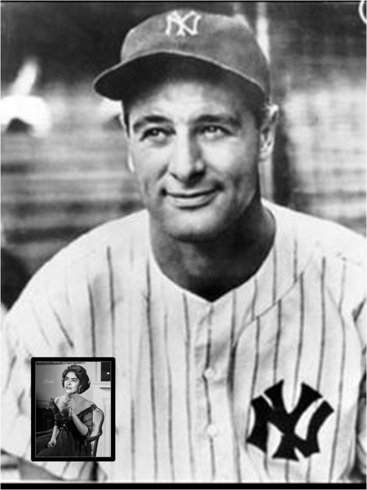 lou gehrig essay  autobiographical essays in the new york review of books, they're well worth  a look—especially the piece he wrote about lou gehrig's.