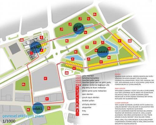 73194 - Antalya Gazipaşa Belediye Hizmet Binası, Ticaret Merkezi ve Yakın Çevresi Ulusal Mimari Proje Yarışması - kolokyum.com