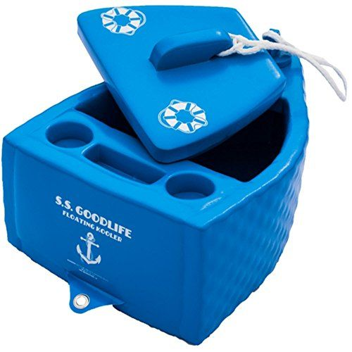 Kayak Accessories Cooler Bag Super Soft Goodlife Floating Kooler (Red, Blue) (Blue) Canoe http://www.amazon.com/dp/B01BDA77OW/ref=cm_sw_r_pi_dp_dmUcxb0P3YX6W
