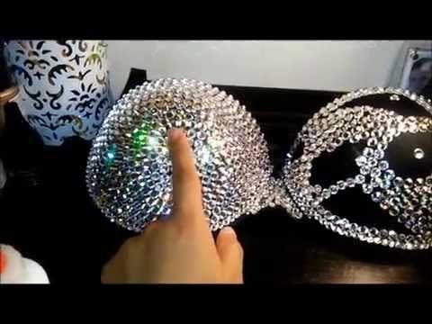 Selena Quintanilla bustier tutorial - YouTube