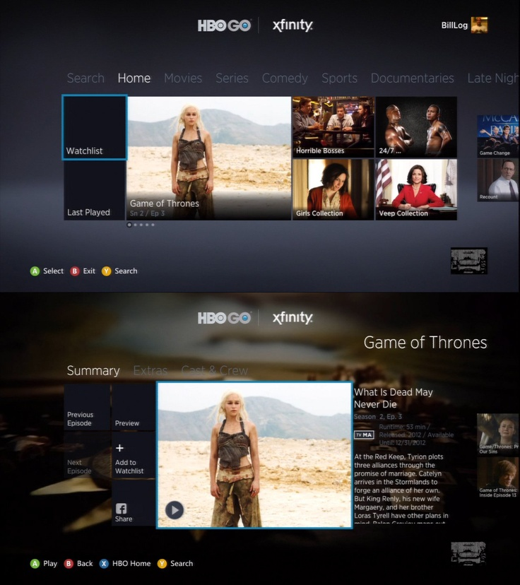 ... ott smartv 10 references 10 foot interfaces tv gids smart tv ui tv ux