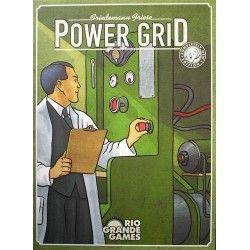 POWER GRID (ENGLISH) RIO GRANDE GAMES