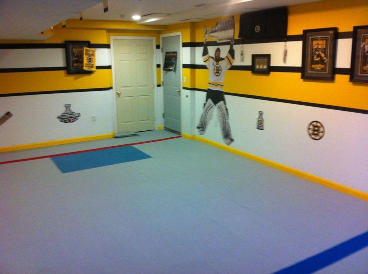 Boston Bruins Room