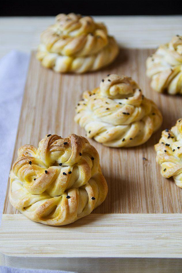 Girelle di pane al latte #colcavolo blog
