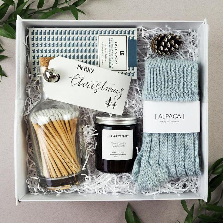 Nikolaus Geschenkidee, Weihnachten in der Box :)