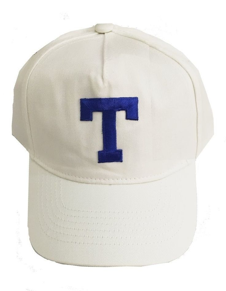 SASsy Tees Blue Texas Ranger's Cap