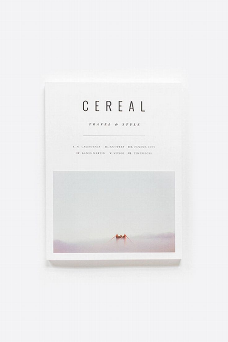 CEREAL - MAGAZINE CEREAL | CENTRE COMMERCIAL